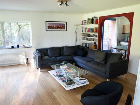 čistý svěží byt